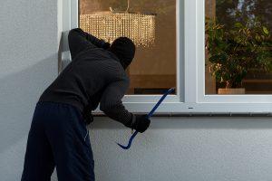 Burglar alert