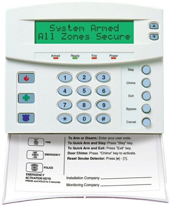 System User Manuals | Safetouch Security | Safetouch