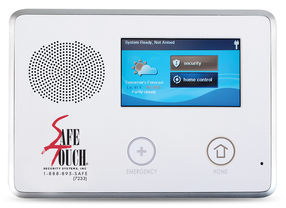 SafeTouch 2GIG Panel