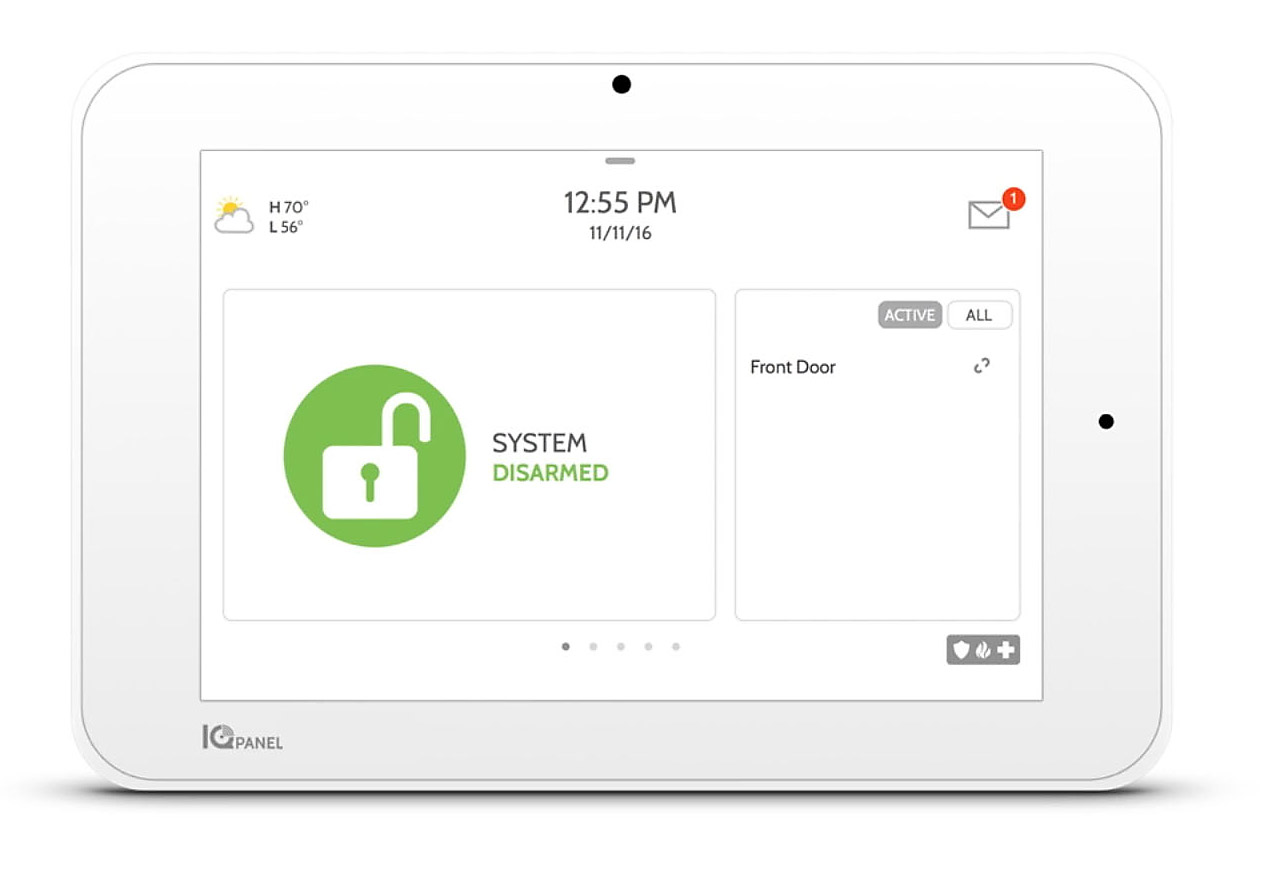 SafeTouch IQ Panel 2
