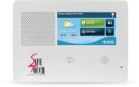 SafeTouch 2GIG Security Panel