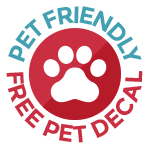 Click to Get a Pet Decal
